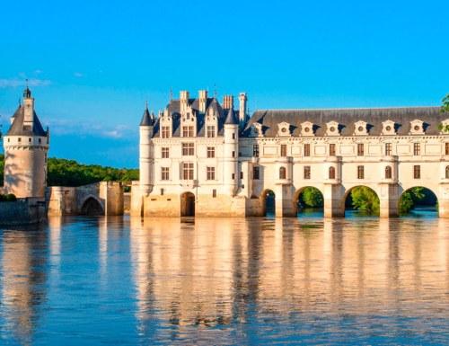 Замок Шенонсо в Париже