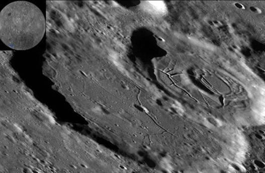 Базы пришельцев на Луне