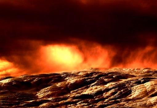 Обитаемая Венера
