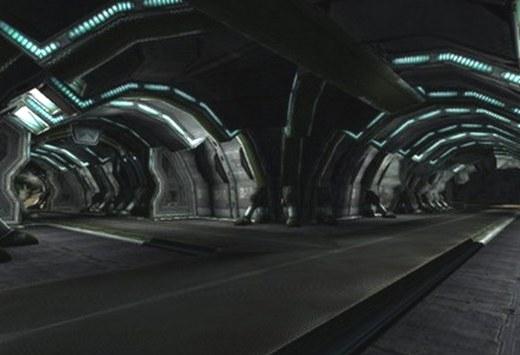 Пришельцы под землей