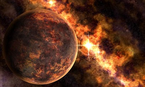 Загадочная планета X