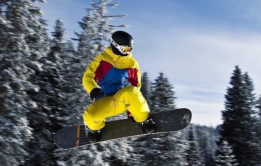 Выбираем сноуборд
