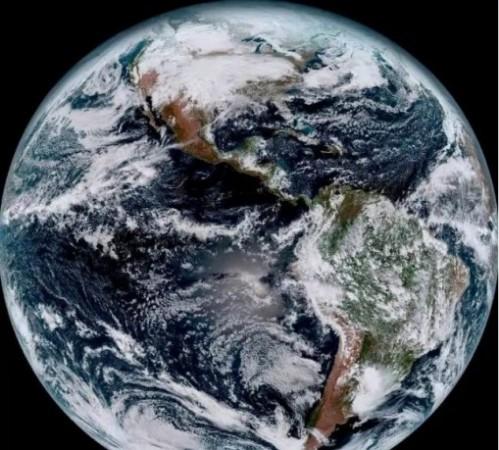 Фото нашей планеты