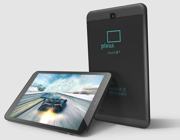 Планшет Pixus Touch 8
