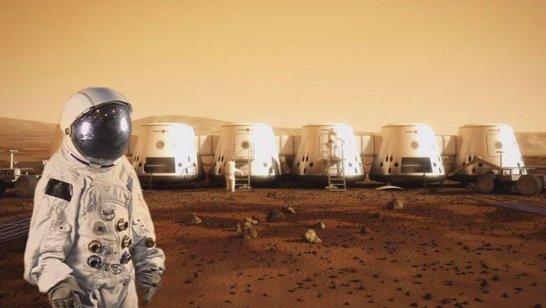 Программа Mars One