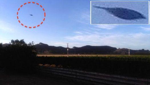 НЛО над Катуаром