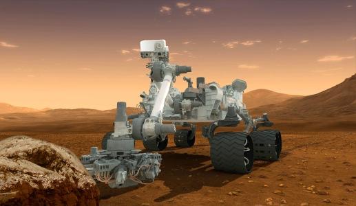 Opportunity исследует Марс