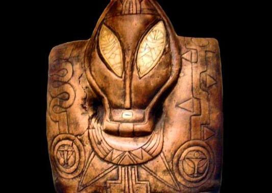 Артефакты из Мексики