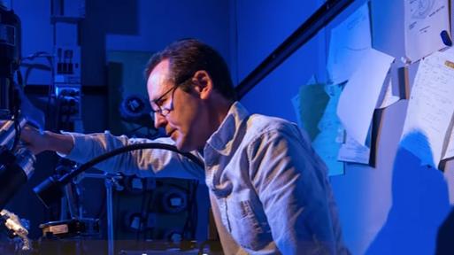 Ученый Кристофер Лутц