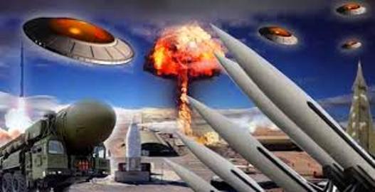 Ядерные ракеты и НЛО