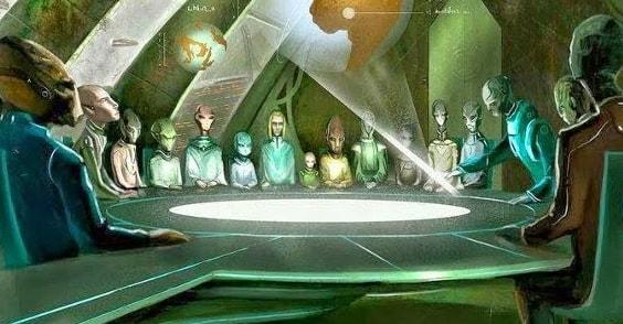 Галактическое сообщество