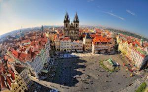 Замок в Чехии