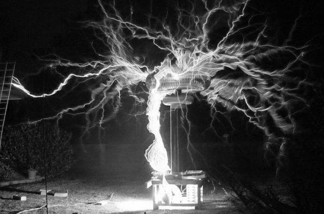 Луч смерти Тесла
