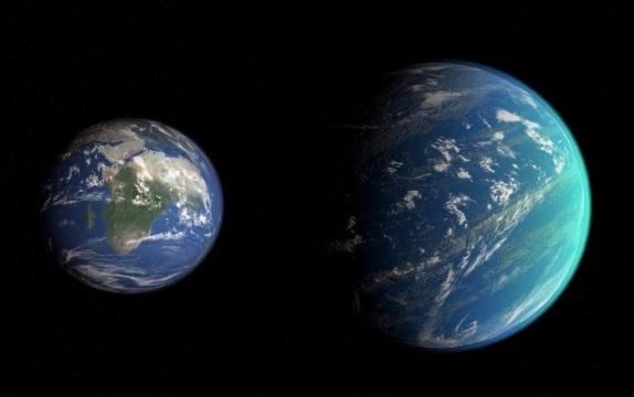 Глория и Земля