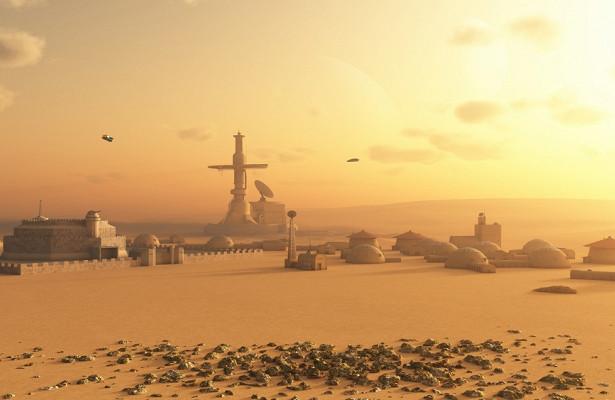 Цивилизация Марса