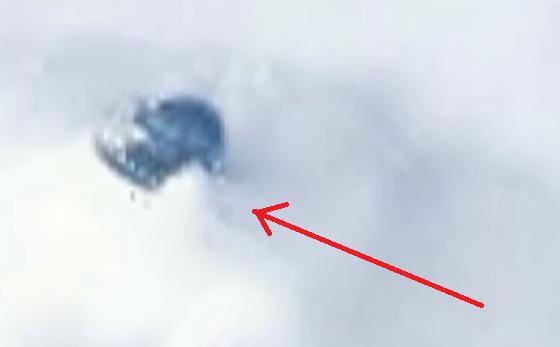 НЛО в Антарктиде