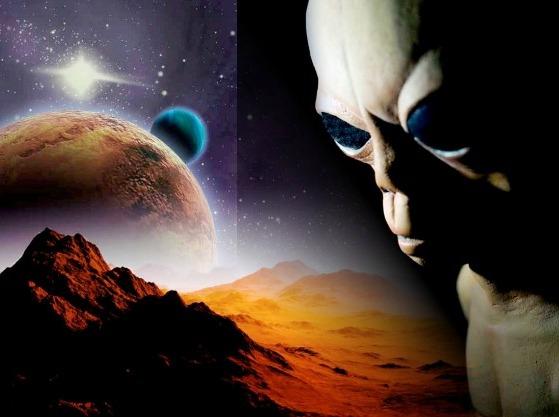 Пришельцы и люди