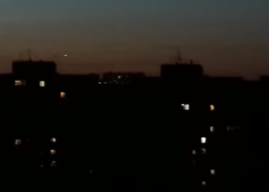 НЛО над Самарой