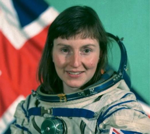 Хелен Шерман - астронавт