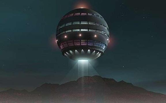 Сферический НЛО