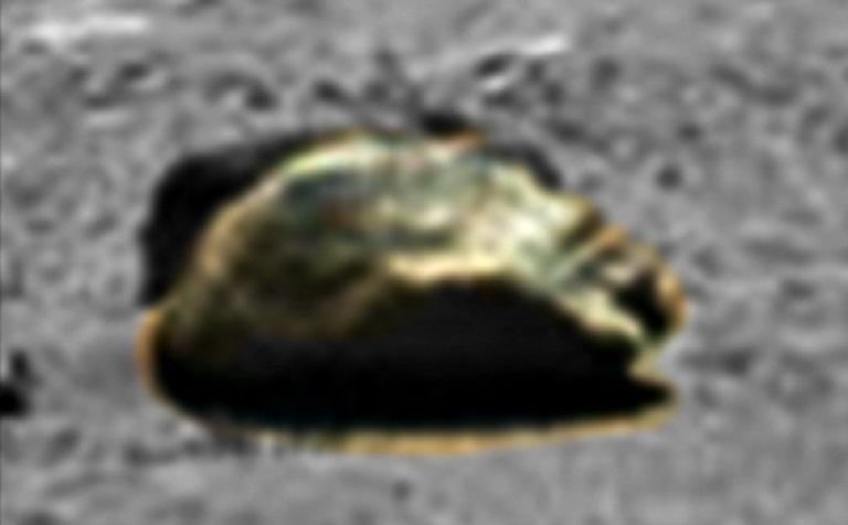 Марс - голова статуи